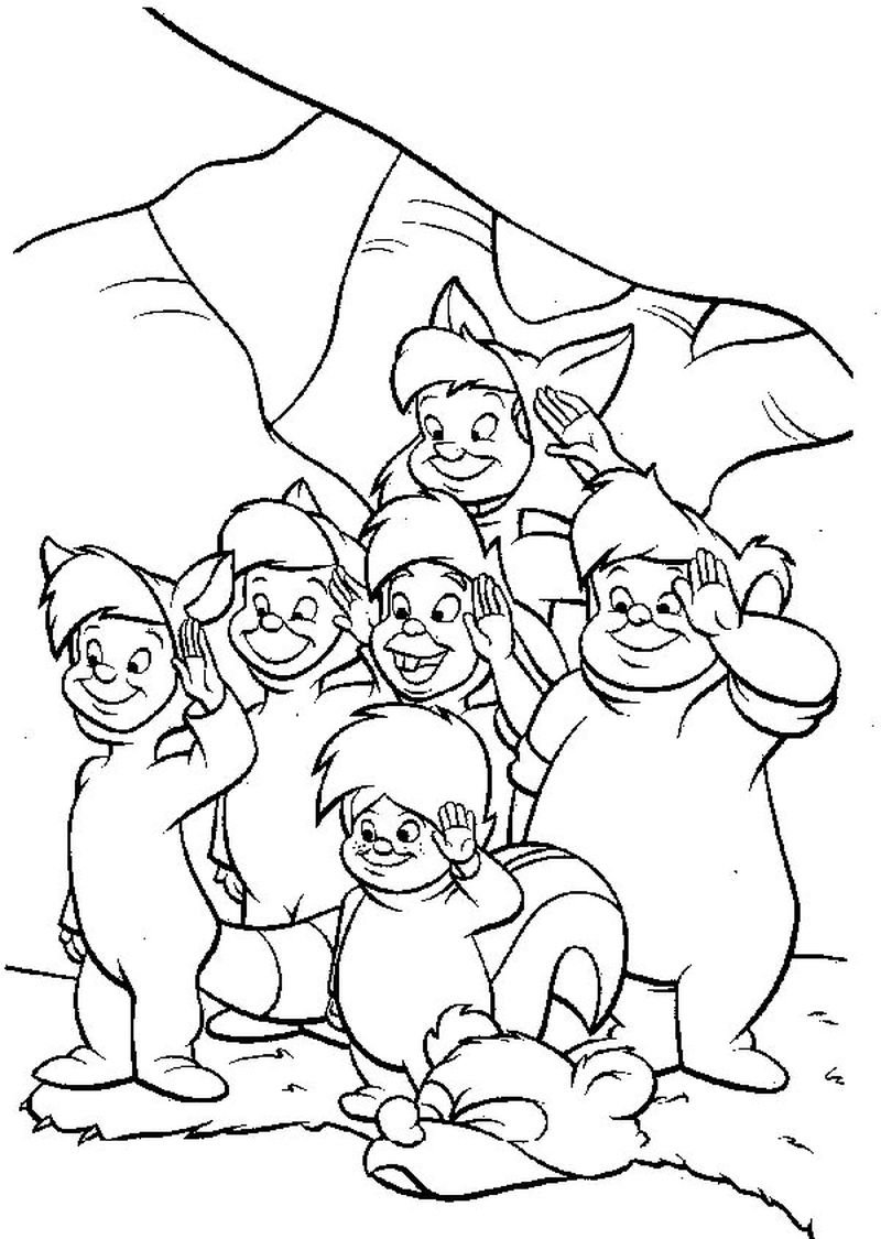 Wendy Coloring Pages