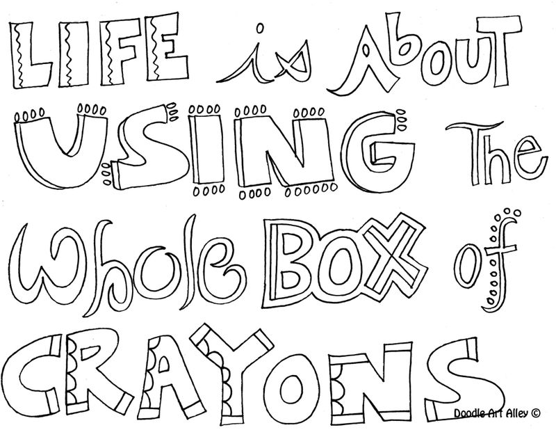 adult coloring pages inspirational quotes