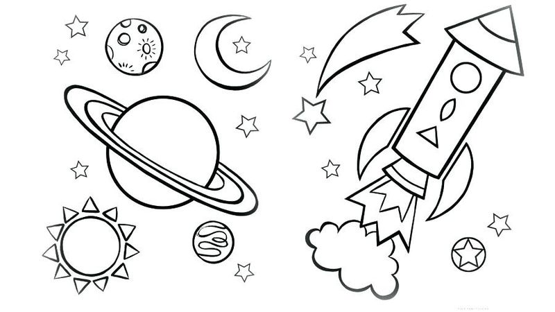apollo space coloring pages