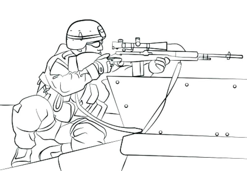 army coloring pages printable