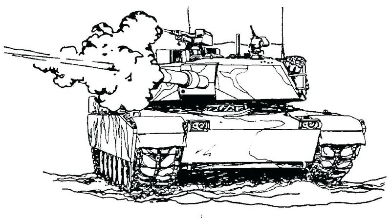 army coloring pages usa