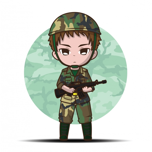 army coloring