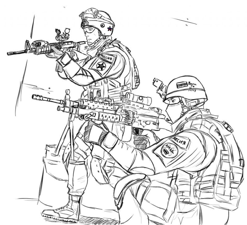 army dad coloring pages