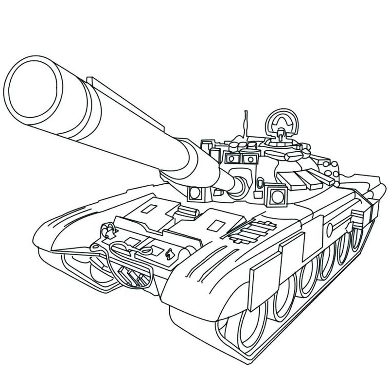 army tank coloring pagesPrintable