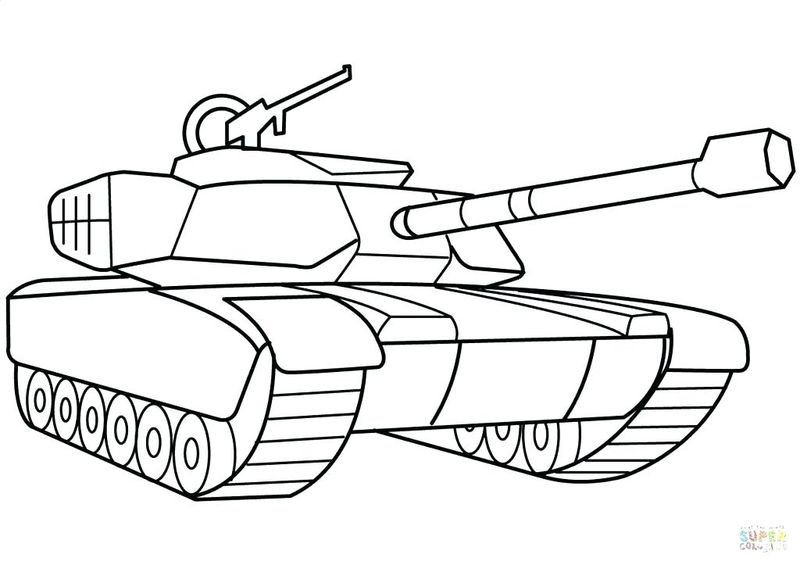 army trucks coloring pages Printable