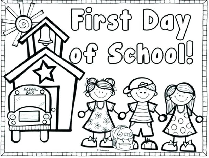 bible school coloring pages