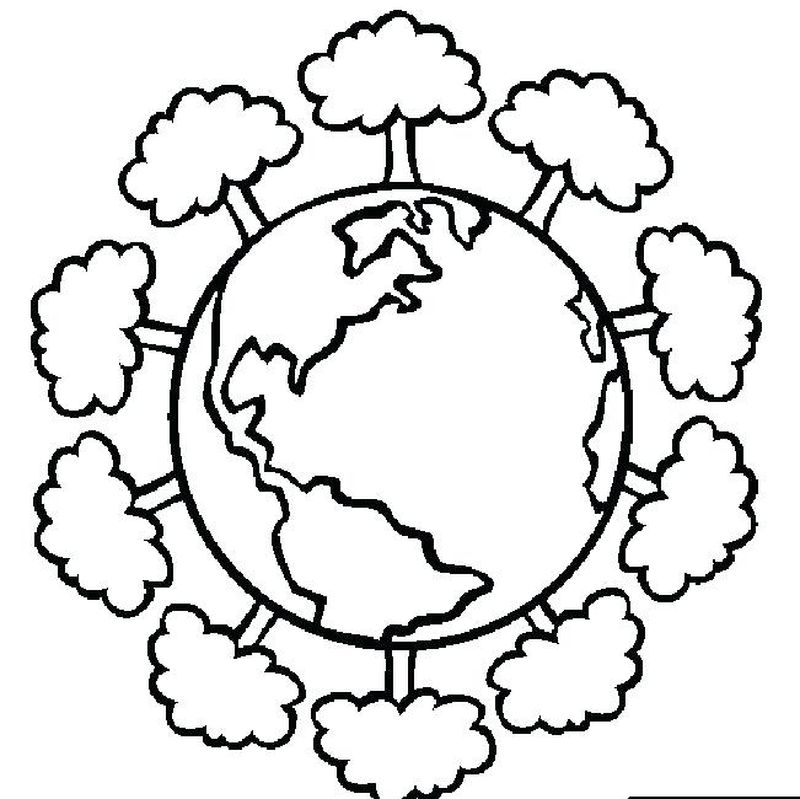 biscuit earth day coloring pages
