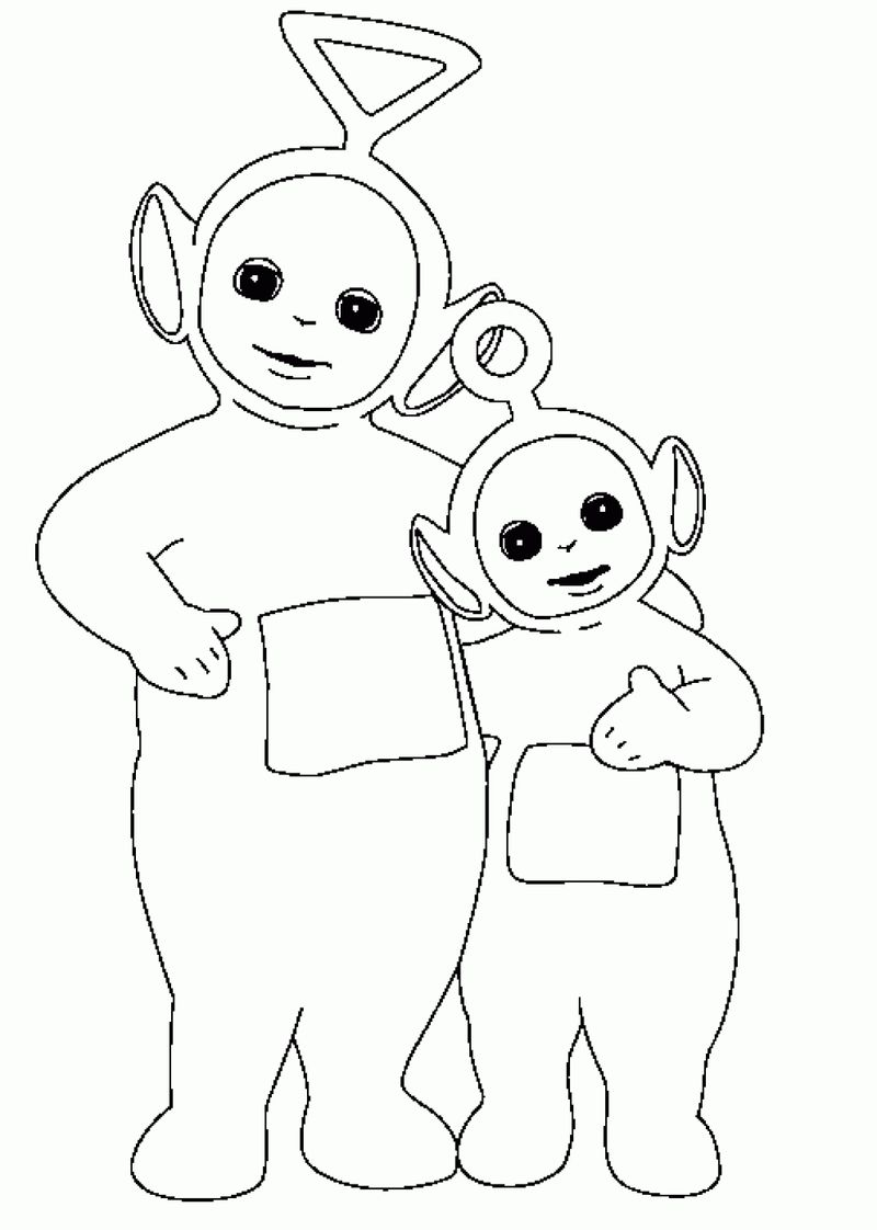 boohbah coloring pages