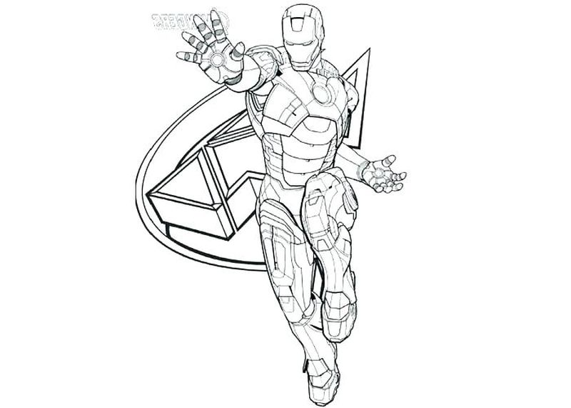 captain marvel coloring pages printable