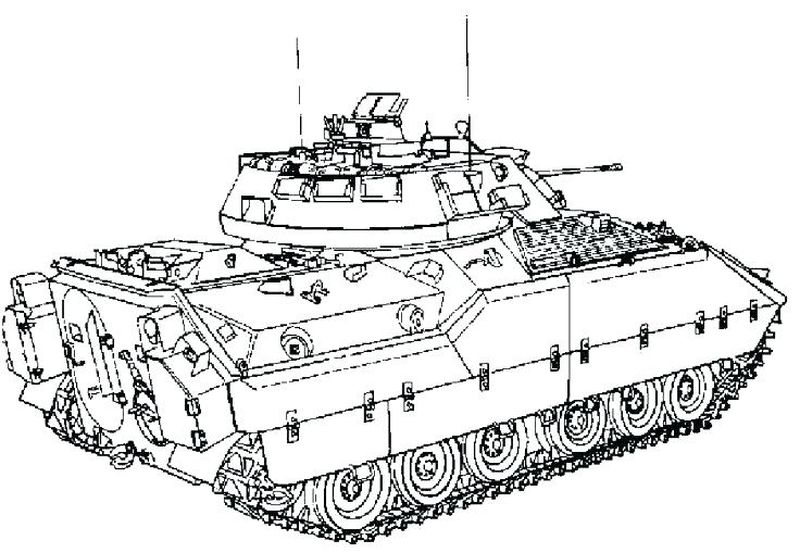 child army coloring pages
