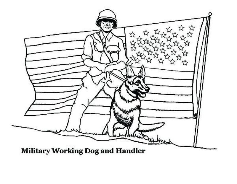 coloring pages for boys army Printable