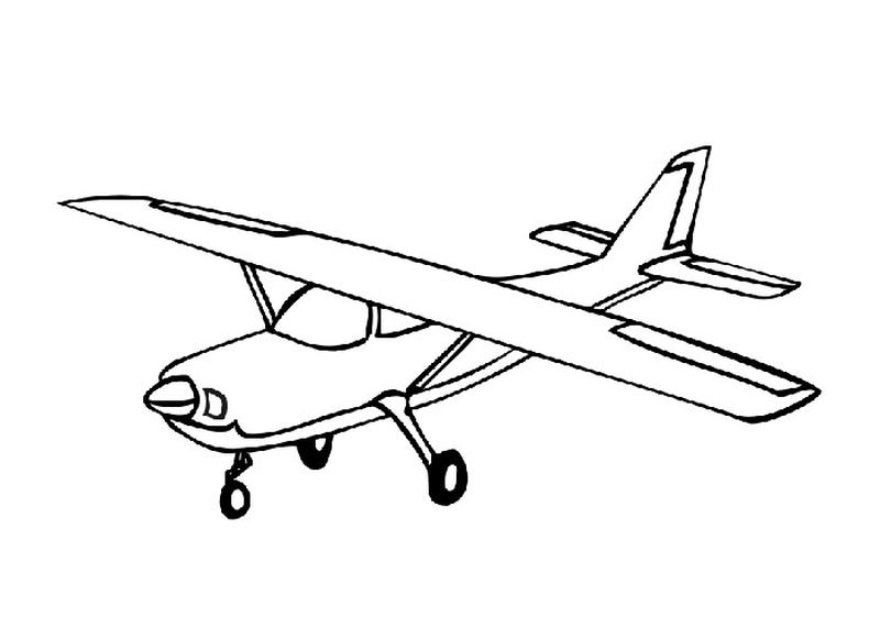coloring pages of jets planes
