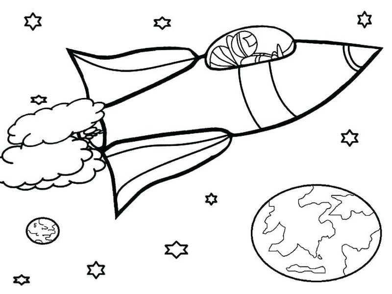 coloring pages personal space