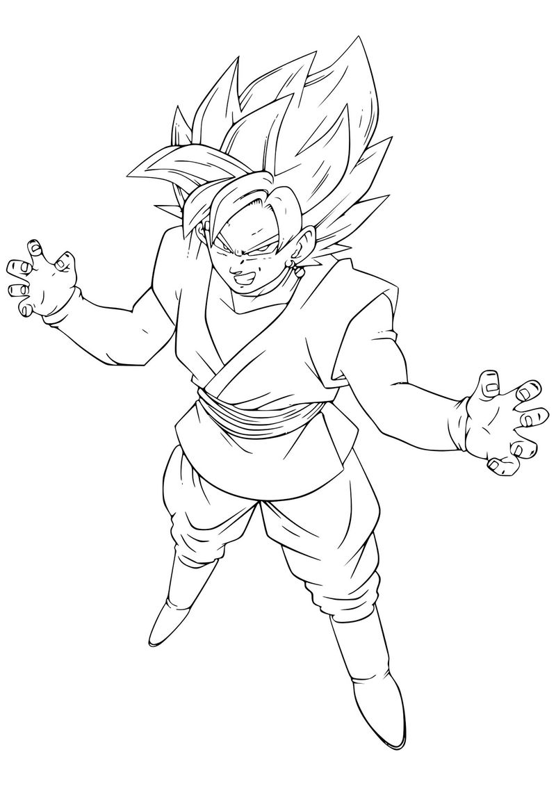 dbz pictures to draw
