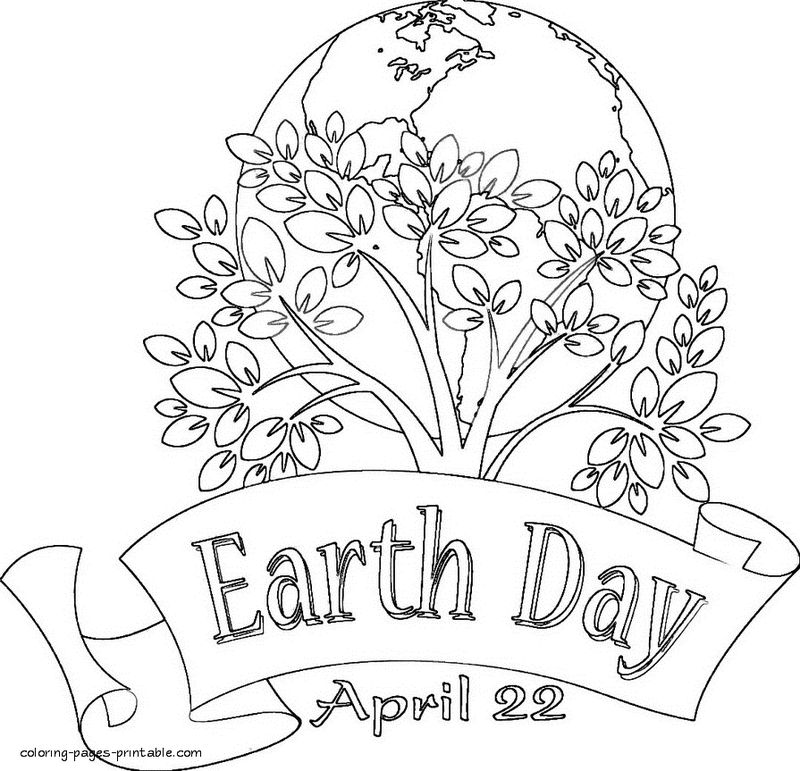 earth day coloring pages turtle