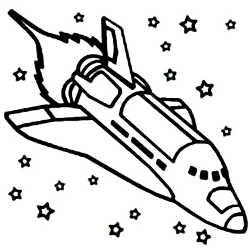 earth in space coloring pages
