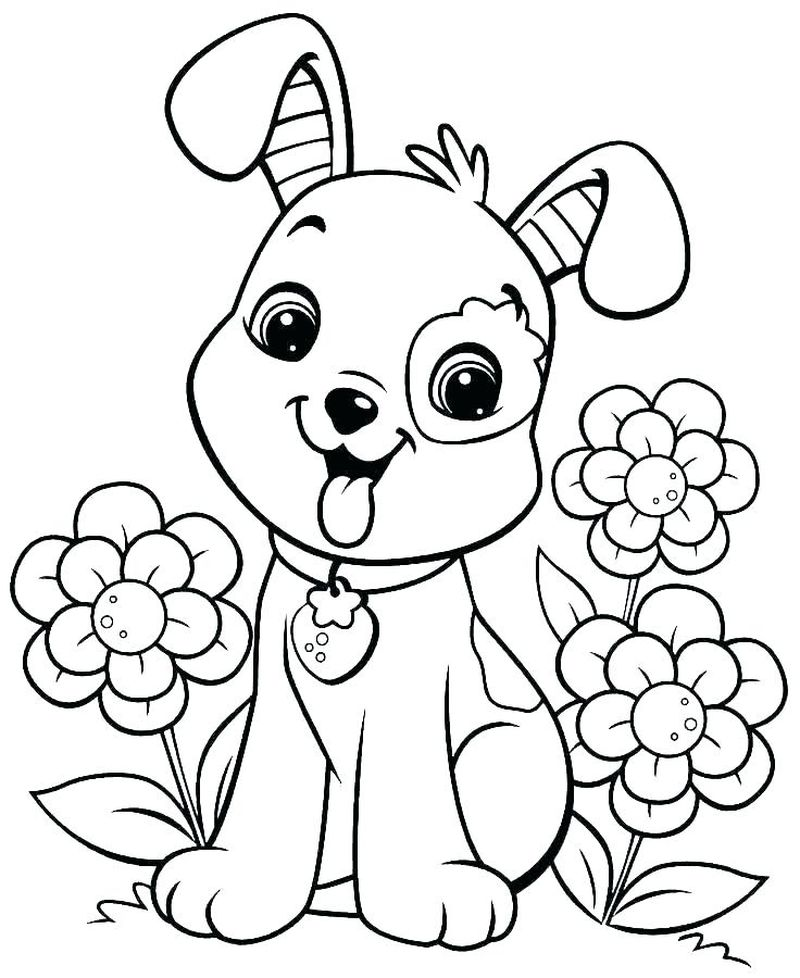 easter PRINTABLE coloring pages of easter strawberry shortcake
