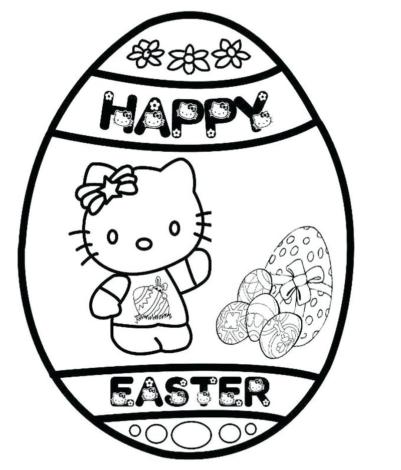 easter chick in a egg shell coloring pages from ikea