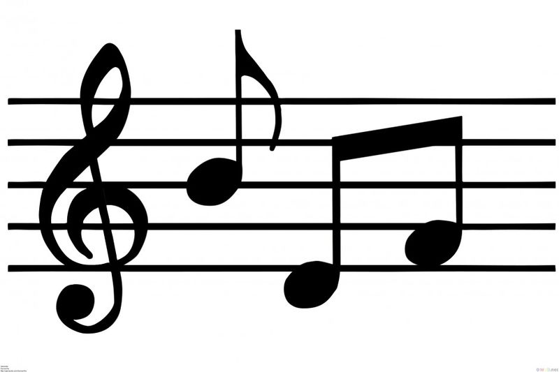 easy music coloring pages