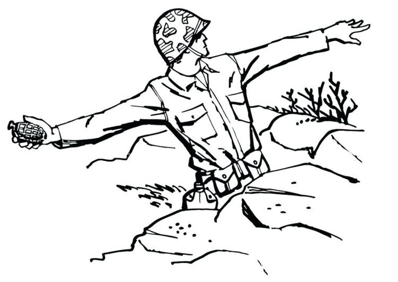 elisha leads the blind army coloring pages Printable