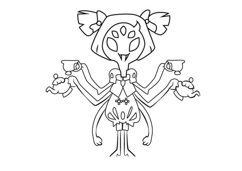 free PRINTABLE coloring pages undertale