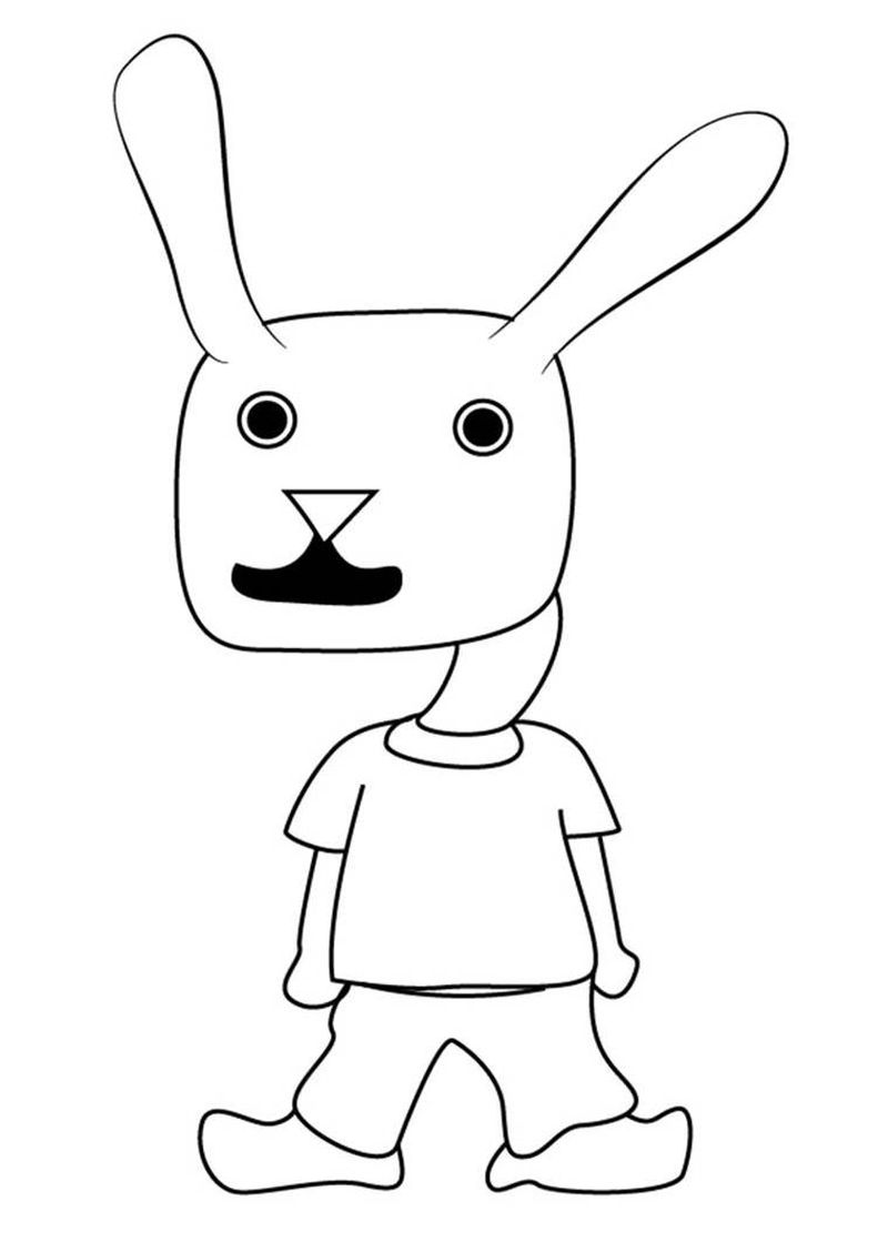 free coloring pages of sans undertale
