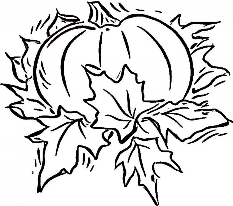 happy fall coloring pages
