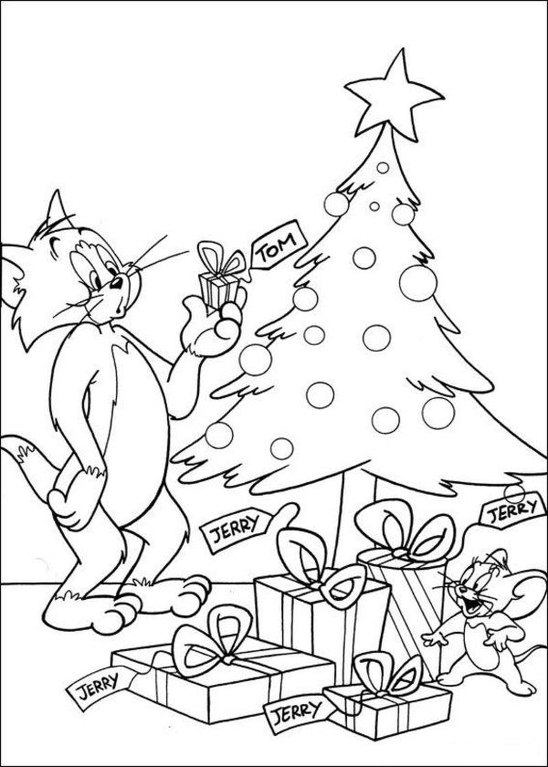 how do you draw tom and jerry