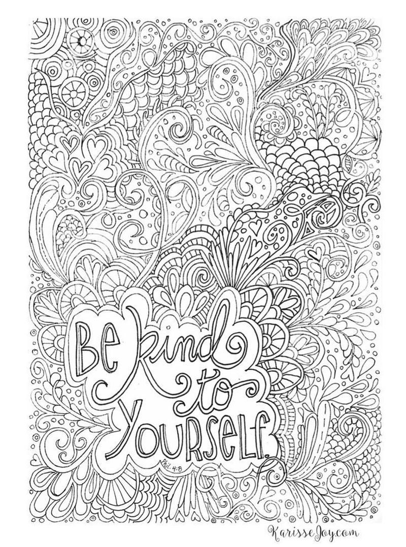 inspirational coloring pages printablePrintable
