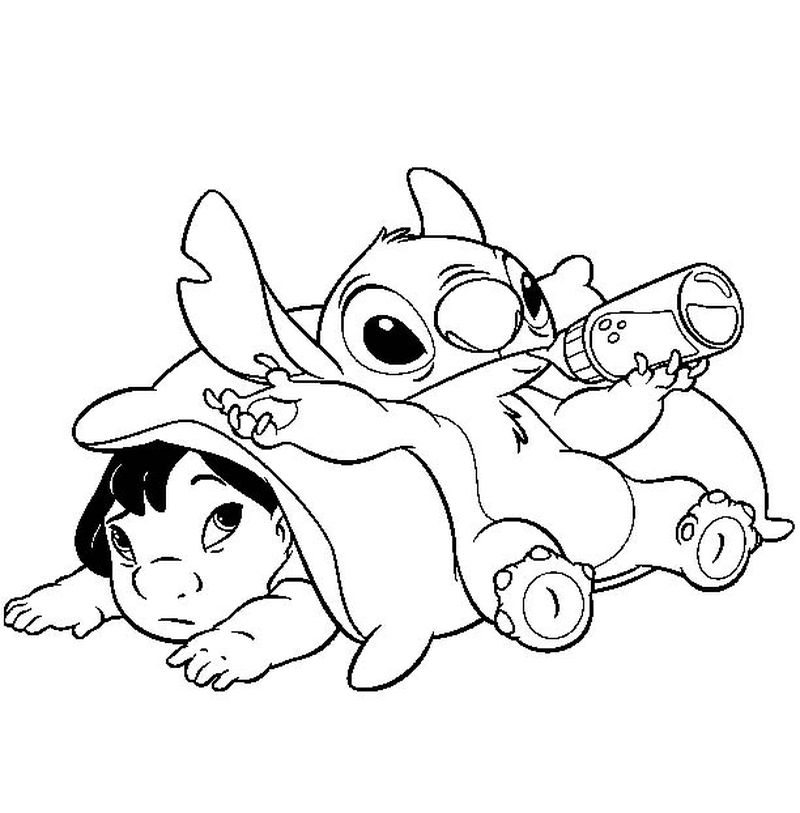 lilo stitch picture 1