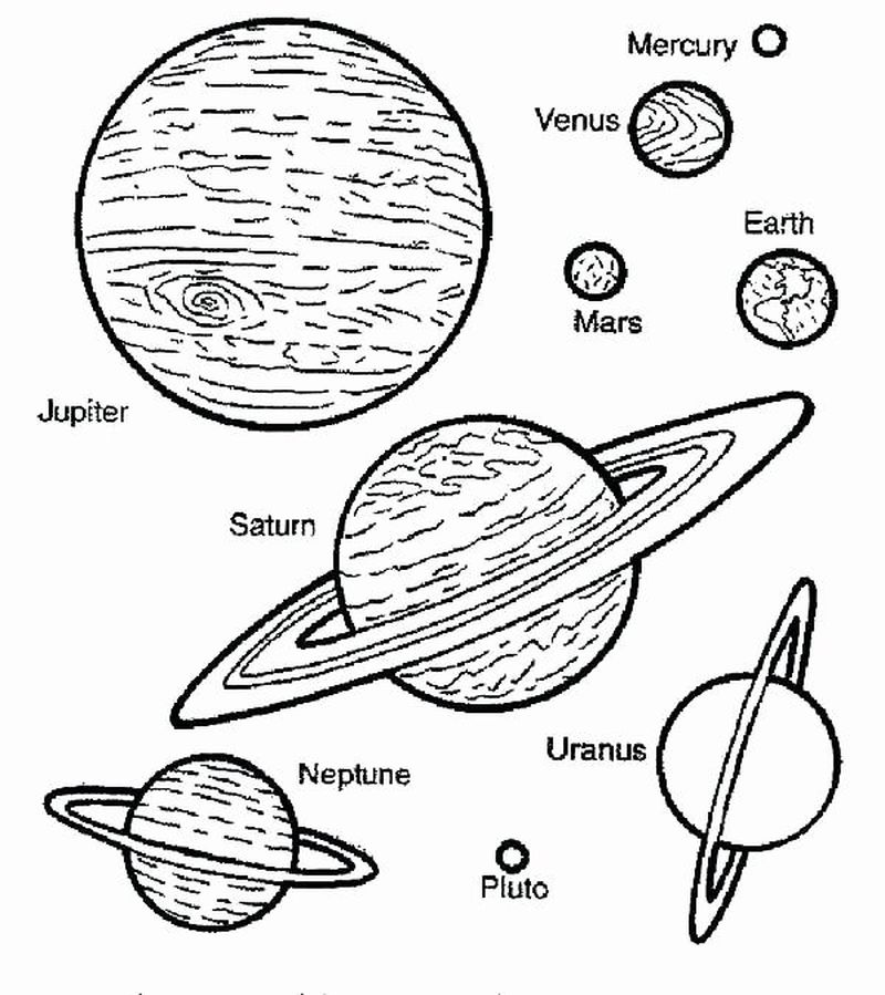 little space print out coloring pages