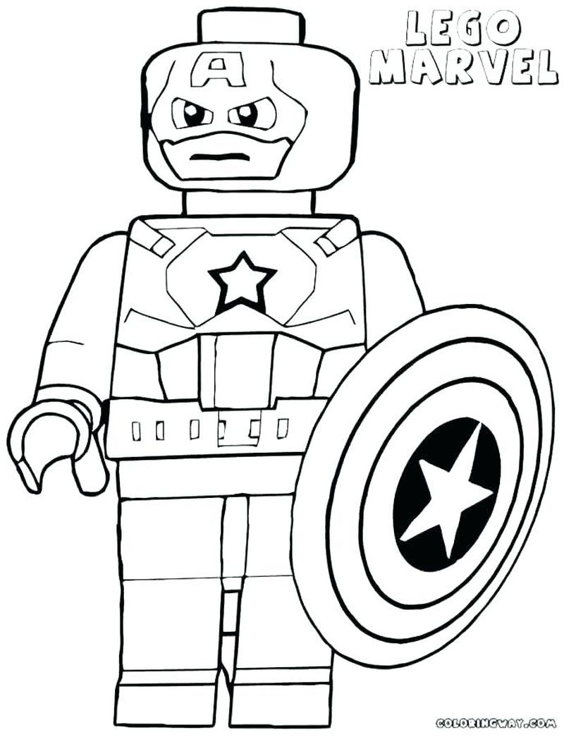 marvel avengers thanos coloring pages