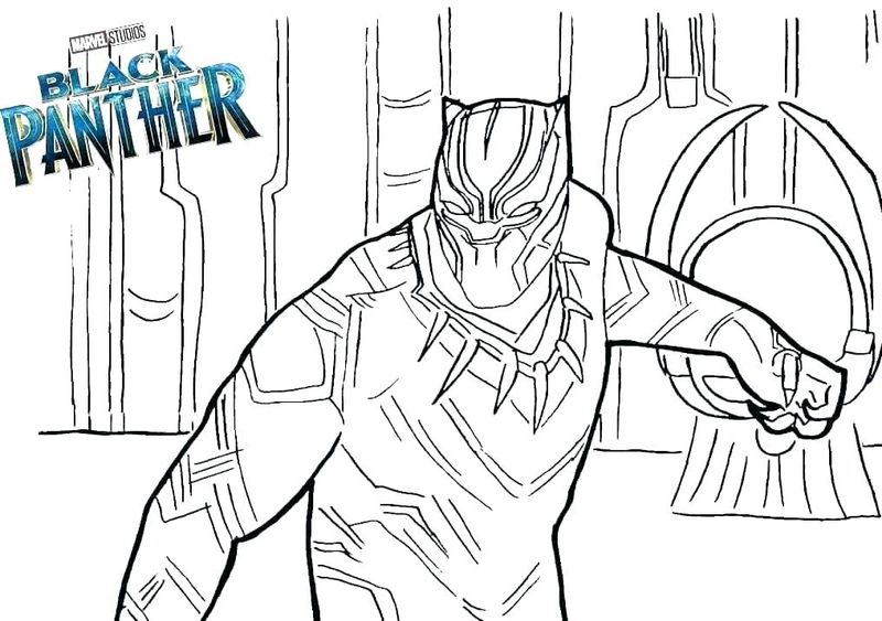 marvel characters coloring pages pdf
