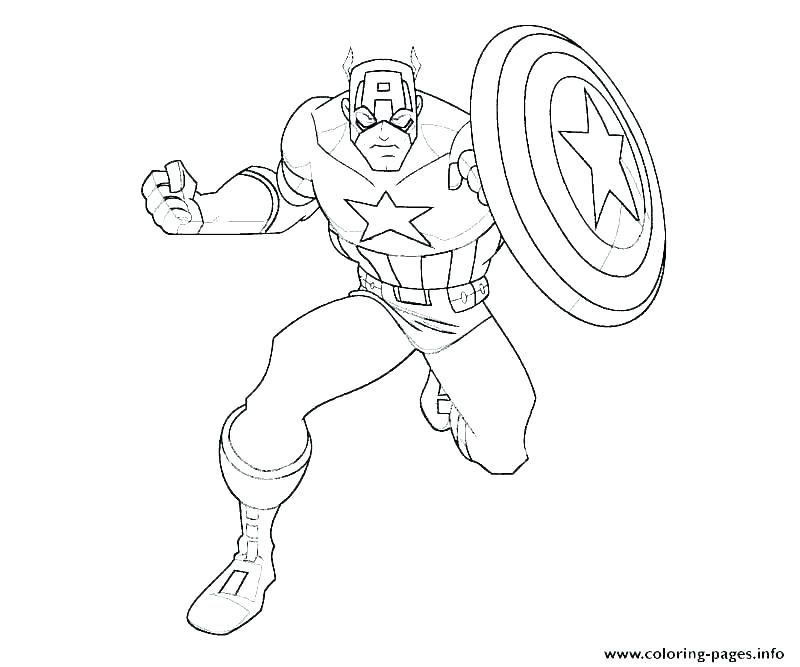 marvel christmas coloring page