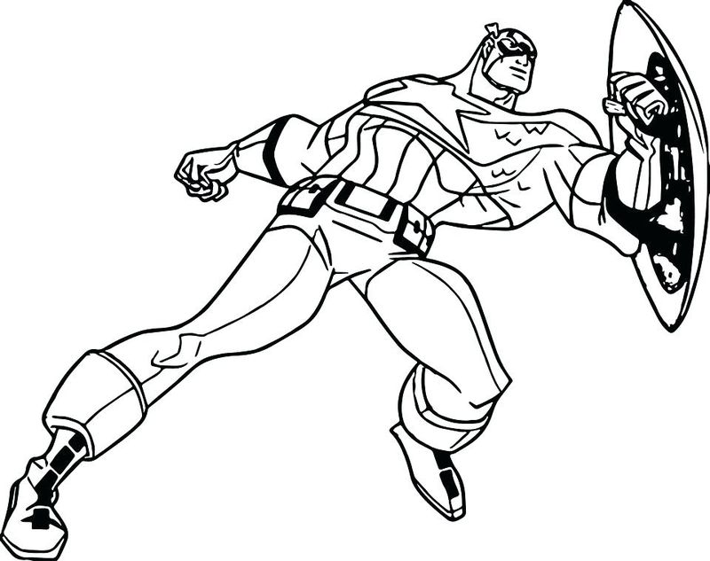 marvel coloring pages printable