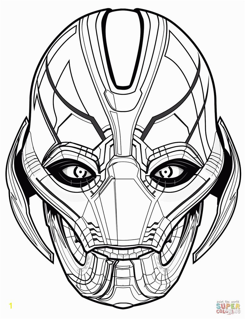 marvel colouring pages online