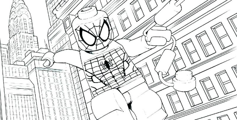 marvel comics characters coloring pages