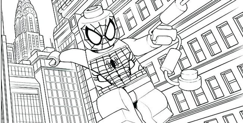 marvel heroes and villains coloring pages