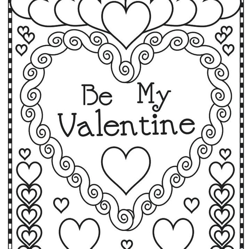mickey mouse valentines coloring pages