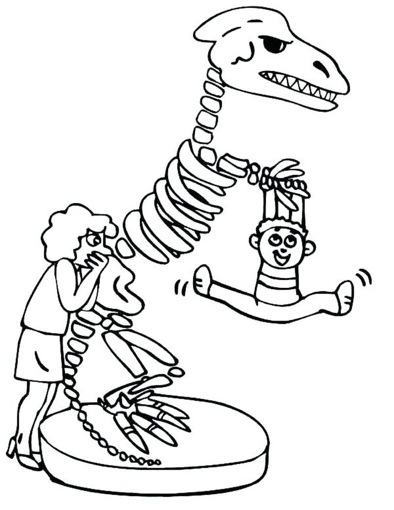 mummys skeleton coloring pages Printable