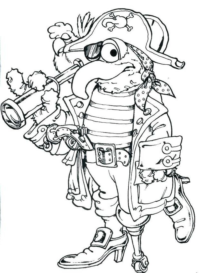 muppet babies colouring pages