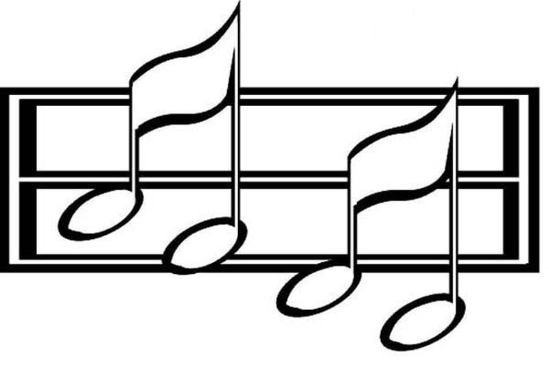 music coloring pages printable free