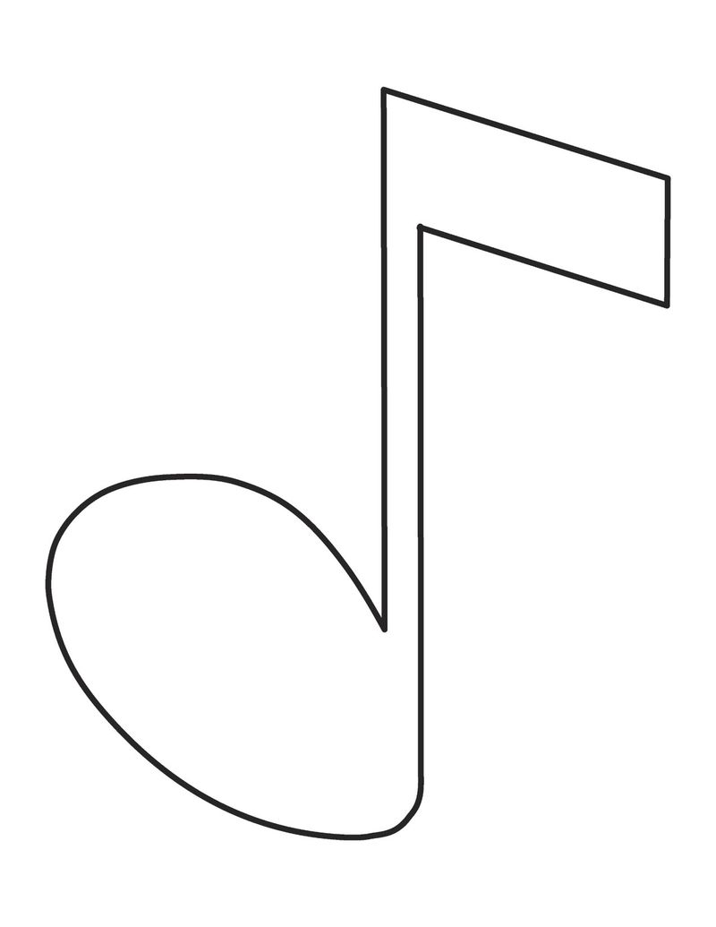 music coloring sheets free