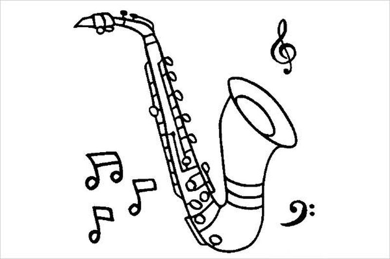 music notes printable coloring pages