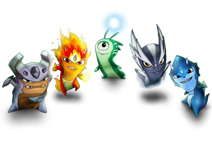 pictures of slugs from slugterra