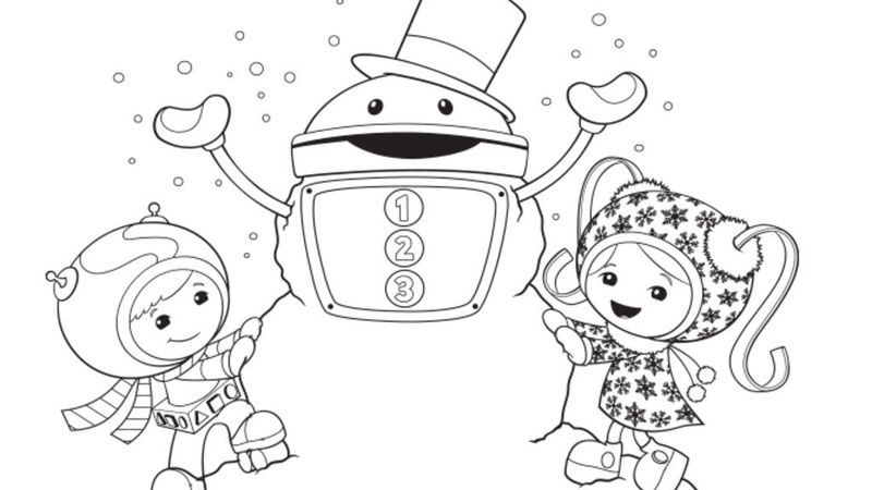 pictures of team umizoomi