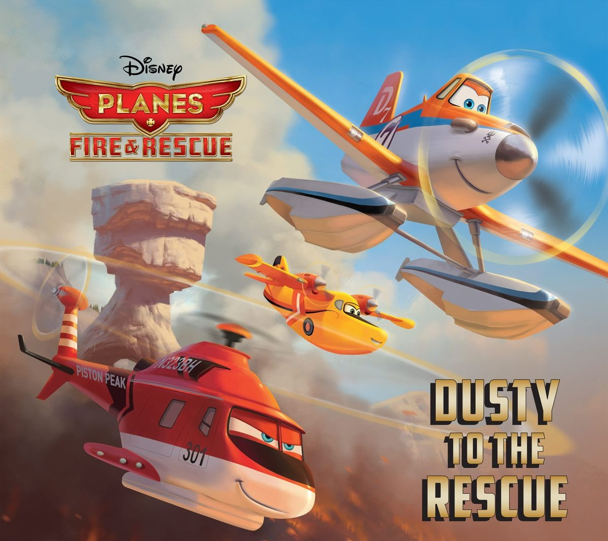 planes fire and rescue coloring