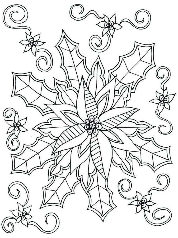 plant parts coloring page printable