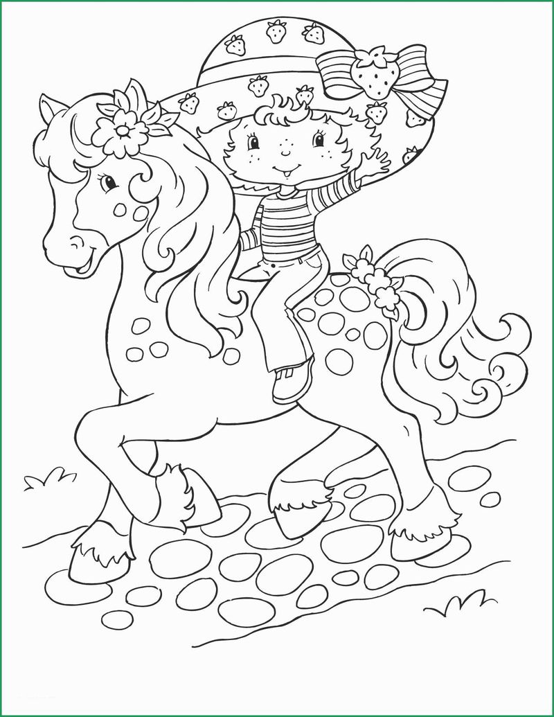 princess strawberry shortcake and friends coloring pages to print