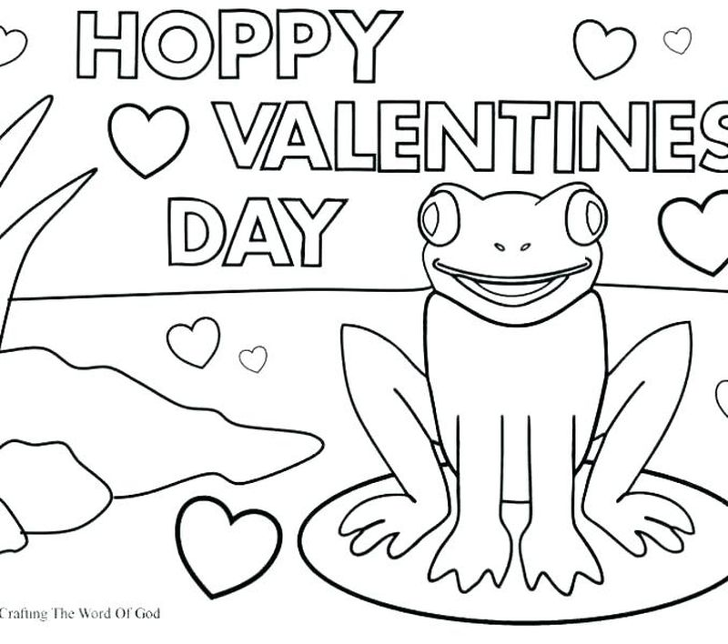 print out coloring pages for valentines day